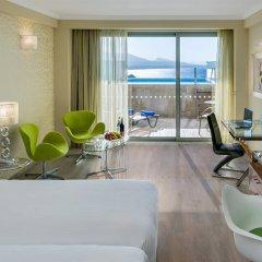Atrium Platinum Luxury Resort Hotel & Spa Родос комната для гостей фото 5