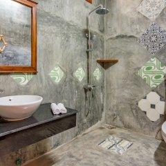 Отель An Bang Gold Coast Villa ванная