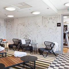 Отель Scandic Rubinen фитнесс-зал фото 4