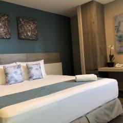 Отель Xcala Illusion Express Мексика, Плая-дель-Кармен - отзывы, цены и фото номеров - забронировать отель Xcala Illusion Express онлайн комната для гостей фото 3