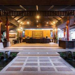Отель Baan Chaweng Beach Resort & Spa интерьер отеля фото 3