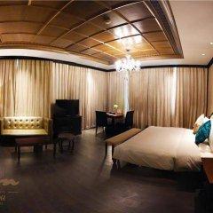 Отель Gulangyu Lin Mansion House Hotel Китай, Сямынь - отзывы, цены и фото номеров - забронировать отель Gulangyu Lin Mansion House Hotel онлайн комната для гостей фото 5