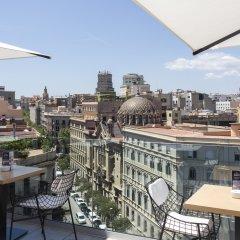 Отель Negresco Princess балкон