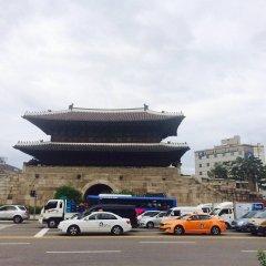 Отель 24 Guesthouse Dongdaemun Market Южная Корея, Сеул - отзывы, цены и фото номеров - забронировать отель 24 Guesthouse Dongdaemun Market онлайн парковка