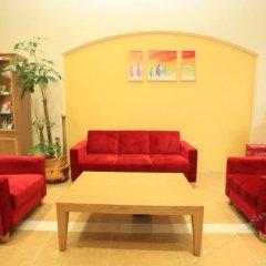 Отель Home Inn (Shenzhen Xili Metro Station) Шэньчжэнь комната для гостей