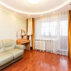 Апартаменты Comfortable and Modern Apartment комната для гостей фото 5