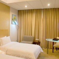Отель Xiamen Sansiro Hotel Китай, Сямынь - отзывы, цены и фото номеров - забронировать отель Xiamen Sansiro Hotel онлайн комната для гостей фото 2