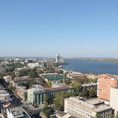 Apartment-Hotel Panorama Днепр балкон