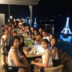 Отель Nha Trang Harbor Apartments & Hotel Вьетнам, Нячанг - отзывы, цены и фото номеров - забронировать отель Nha Trang Harbor Apartments & Hotel онлайн гостиничный бар