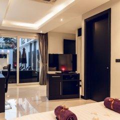 Отель Hollywood Pool Villa Jomtien Pattaya комната для гостей фото 2