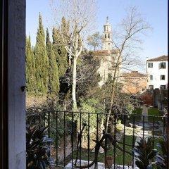 Отель San Sebastiano Garden Венеция балкон
