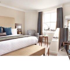 Amba Hotel Charing Cross 4* Стандартный номер фото 8