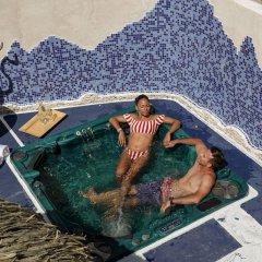 Отель Ninamu Resort - All Inclusive Французская Полинезия, Тикехау - отзывы, цены и фото номеров - забронировать отель Ninamu Resort - All Inclusive онлайн бассейн фото 2