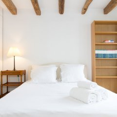 Апартаменты Odeon - Saint Germain Private Apartment комната для гостей фото 3
