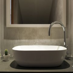 Отель Mh Apartments Family Испания, Барселона - отзывы, цены и фото номеров - забронировать отель Mh Apartments Family онлайн ванная