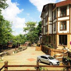 Mersu A'la Konak Otel Турция, Дербент - отзывы, цены и фото номеров - забронировать отель Mersu A'la Konak Otel онлайн парковка