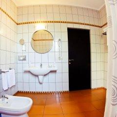 Гостиница Николаевский ванная