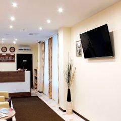 Гостиница Seven Hills на Таганке интерьер отеля