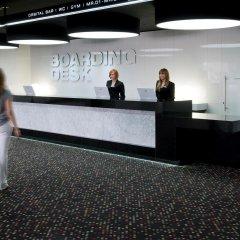 Отель Barceló Hotel Sants Испания, Барселона - 10 отзывов об отеле, цены и фото номеров - забронировать отель Barceló Hotel Sants онлайн интерьер отеля фото 2