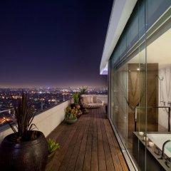 Отель Andaz West Hollywood Уэст-Голливуд балкон