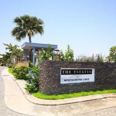 Отель Montgomerie Links Villas парковка