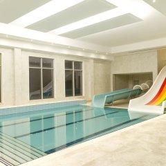 Alila Deluxe Thermal Hotel & Spa бассейн