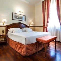Отель Worldhotel Cristoforo Colombo 4* Стандартный номер с различными типами кроватей фото 27