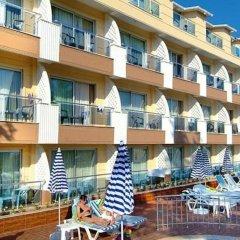 Aperion Beach Hotel Сиде бассейн фото 3