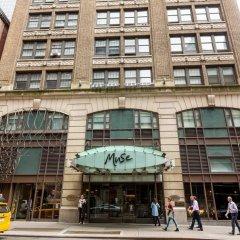 Отель The Kimpton Muse Hotel США, Нью-Йорк - отзывы, цены и фото номеров - забронировать отель The Kimpton Muse Hotel онлайн городской автобус