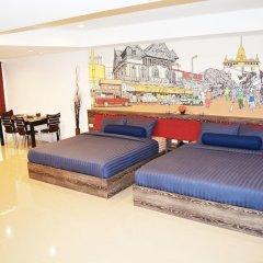 Отель Serena Sathorn Suites комната для гостей