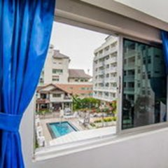 Отель Sutus Court 1 Паттайя балкон