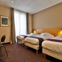 Отель Kyriad Nice Gare Франция, Ницца - 13 отзывов об отеле, цены и фото номеров - забронировать отель Kyriad Nice Gare онлайн комната для гостей фото 5