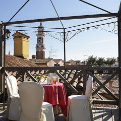 Отель Ca Doro Венеция балкон