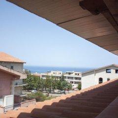 Отель Mansarda Caruso Ласкари балкон