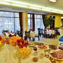 Отель Nobel All Inclusive Болгария, Солнечный берег - отзывы, цены и фото номеров - забронировать отель Nobel All Inclusive онлайн питание фото 2
