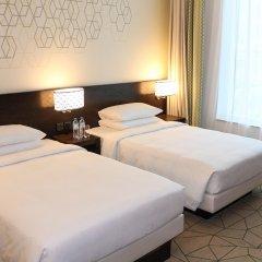 Отель Hyatt Place Dubai Baniyas Square комната для гостей
