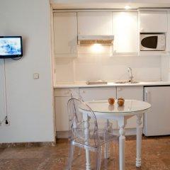 Отель Aparthotel Quo Eraso Мадрид в номере