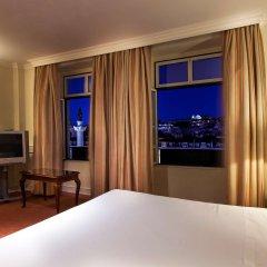 Отель Metropole Португалия, Лиссабон - 1 отзыв об отеле, цены и фото номеров - забронировать отель Metropole онлайн комната для гостей фото 2