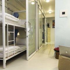 Coop Hostel Бангкок комната для гостей