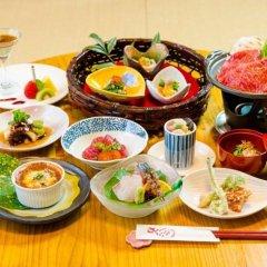 Отель Oyado Sakuratei Хидзи питание