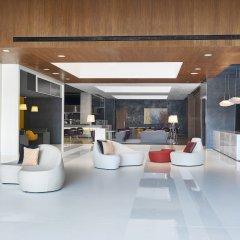 Отель Hyatt Place Dubai/Wasl District интерьер отеля фото 2