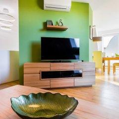 Апартаменты Abieshomes Serviced Apartments - Messe Prater удобства в номере