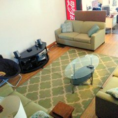 The Wayfaring Buckeye Hostel Колумбус комната для гостей
