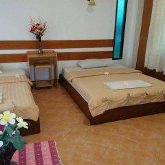 Отель Koh Tao Beachside Resort Таиланд, Остров Тау - отзывы, цены и фото номеров - забронировать отель Koh Tao Beachside Resort онлайн комната для гостей фото 4