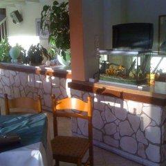 Отель PARTHENIS Вула гостиничный бар