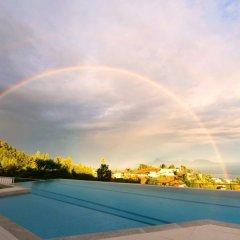 Отель Villa Infinity Dream Фааа бассейн