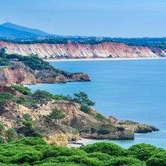 Отель Aqua Pedra Dos Bicos Design Beach Hotel - Только для взрослых Португалия, Албуфейра - отзывы, цены и фото номеров - забронировать отель Aqua Pedra Dos Bicos Design Beach Hotel - Только для взрослых онлайн пляж