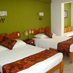 Отель Boutique Catedral Vallarta Пуэрто-Вальярта комната для гостей фото 4