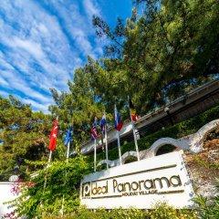 Ideal Panorama Hotel Турция, Мармарис - отзывы, цены и фото номеров - забронировать отель Ideal Panorama Hotel - All Inclusive онлайн приотельная территория фото 2