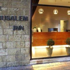 Отель Jerusalem Inn Иерусалим интерьер отеля